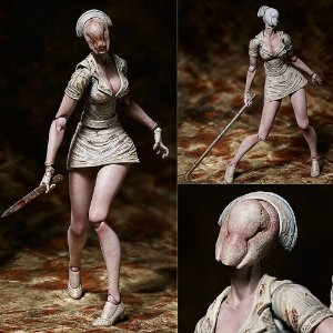 Bubble Head Nurse Silent Hill 2 Figma Original