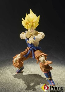[ENCOMENDA] Goku Super Warrior Awakening Ver. S.H.Figuarts Dragon Ball Z Bandai Original