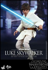 Luke Skywalker Star Wars IV Movie Masterpiece Series 297 Hot Toys