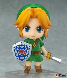 [ENCOMENDA] Link Majora's Mask 3D ver. Nendoroid The Legend of Zelda Original