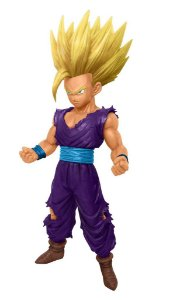 Gohan Super Sayajin 2 Dragon Ball Master Stars Piece Banpresto Original