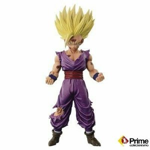 Gohan Super Sayajin 2 Dragon Ball Master Stars Piece Special ver. Banpresto Original