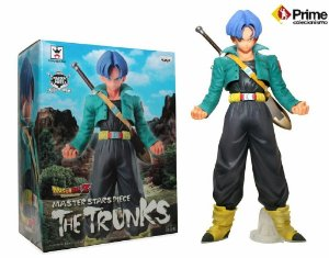 Trunks Dragon Ball Master Stars Piece Banpresto Original