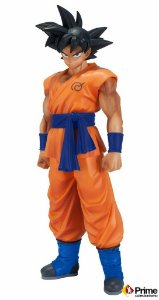Son Goku Dragon Ball Super Master Stars Piece Banpresto Original