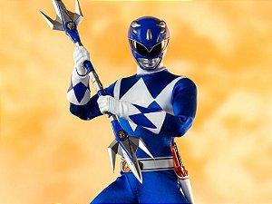 Ranger Azul Power Rangers Mighty Morphin Threezero original