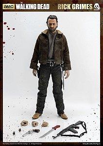 [ENCOMENDA] Rick Grimes The Walking Dead ThreeZero Original