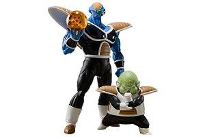 Boter & Gurdo Forças Especiais Ginyu Dragon Ball Z S.H. Figuarts Bandai Original