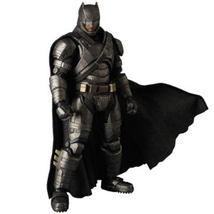 Batman Armored MAFEX No.023 Batman vs Superman: Dawn of Justice Medicom Toy Original