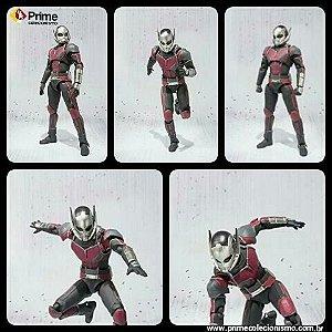 Ant-man S.H. Figuarts Capitão America Civil War Bandai Original