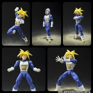 Super Trunks Super Sayajin S.H. Figuarts Dragon Ball Super Bandai Original
