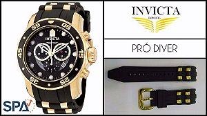 1a793626a81 Pulseira Relógio Invicta Prodiver 6983 6981