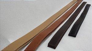 Alça Reta - cores disponíveis na 2ª foto  (medidas:  Pequena-36cm,  Média-48cm,  Grande-60cm,  Extra Grande-72cm)
