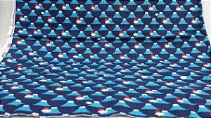Monte Fuji. Tecido em algodão 100%
