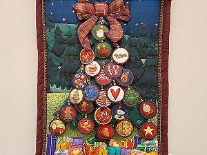 Painel Árvore de Natal