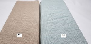 Taupe. Small Stripes