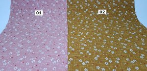 Sakura in Heart. Tecido Japonês 100% Algodão (50x55cm)