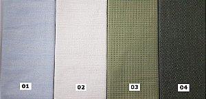 Taupe. Assorted 02. Tecido Japonês 100% Algodão (25cm X 55cm)