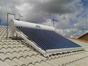 Aquecedor Solar A Vácuo - Kit Minha Casa Minha Vida