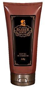 Espuma de Barbear St. Louis Barber Shop 140 g