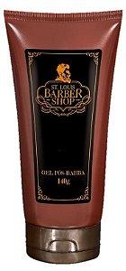 Gel Pós Barba St. Louis Barber Shop 140g
