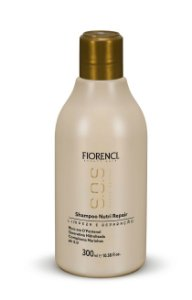 Shampoo SOS nutri repair 300 ml