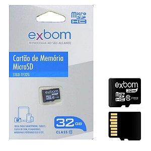 Cartão De Memória 32 Gb - Classe 10