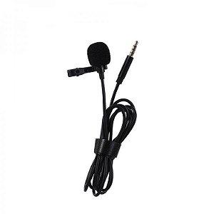 Microfone Lapela Profissional