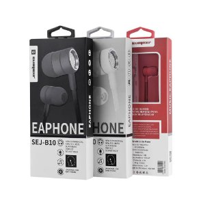 Fone de Ouvido Com Microfone Sumexr B10 - Premium