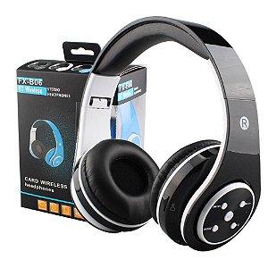 Fone de Ouvido Bluetooth FX-06 - Cores Diversas