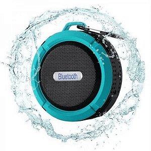 Caixa De Som Bluetooth - Resistente a àgua