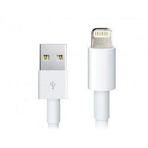 Cabo de Dados Iphone 5 e 6 - Branco