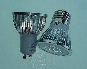 Lâmpada de LED Tipo Dicróica 4W (110/220V)