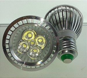 Lâmpada de LED Tipo PAR 20 5W (110/220V)