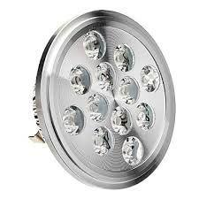 Lâmpada de LED Tipo AR111 12W (110/220V)