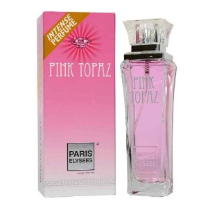 EDT PARIS ELYSEES PINK TOPAZ FEMININO 100 ML