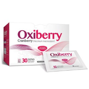 Cranberry - Oxiberry 30 Sachês de 5gr - União Química