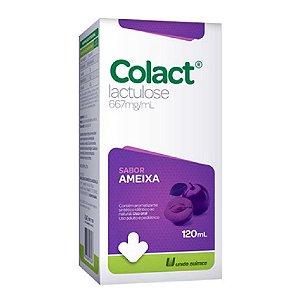 Lactulose - COLACT AMEIXA 120ml - União Química