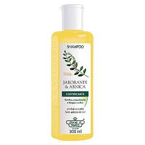 Shampoo Flores e Vegetais Jaborandi e Arnica 300ml