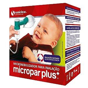 Micronebulizador Soniclear Micropar Plus Completo (Rosca)