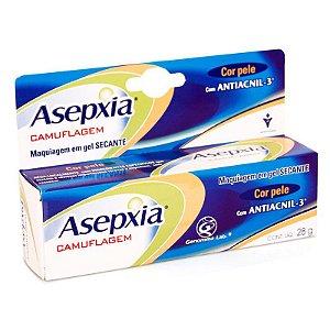 Asepxia Camuflagem 28gr