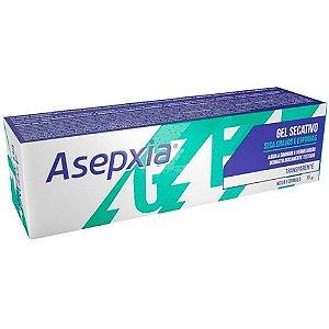 Asepxia Gel Secativo Transparente para Cravos e Espinhas 15g