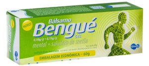 BALSAMO BENGUE 60G BG GEL
