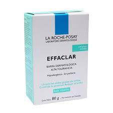 Effaclar Sabonete de Limpeza Facial La Roche-Posay 80g
