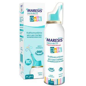 MARESIS BABY SOL.SPRAY 100ML