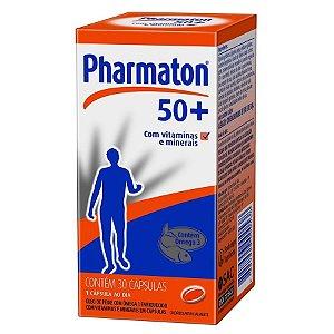 PHARMATON 50+ 30cps