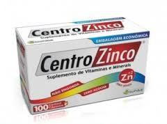 CENTRO ZINCO 30CPR  BIOFHITUS