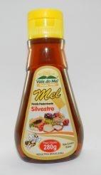 MEL BISNAGA SILVESTRE 280 G ( VALE DO MEL )