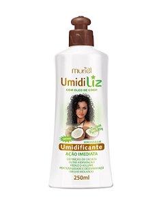 Umidiliz Umidificante de Cachos Coco 250ML