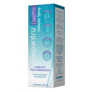 DEXAPANTENOL - BEPANTRIZ DERMA SPRAY 50ML