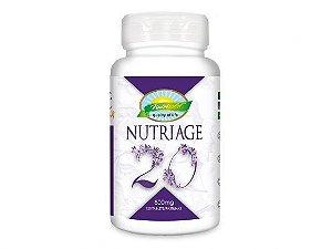 NUTRIAGE 20 (SAÚDE DA MULHER)  120 PASTILHAS de 800MG